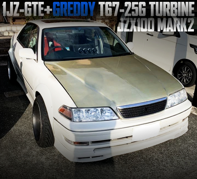 T67-25G TURBOCHARGED JZX100 MARK2 TOURER-V