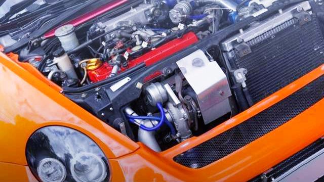 JB-DET ENGINE HKS DX30 TURBO
