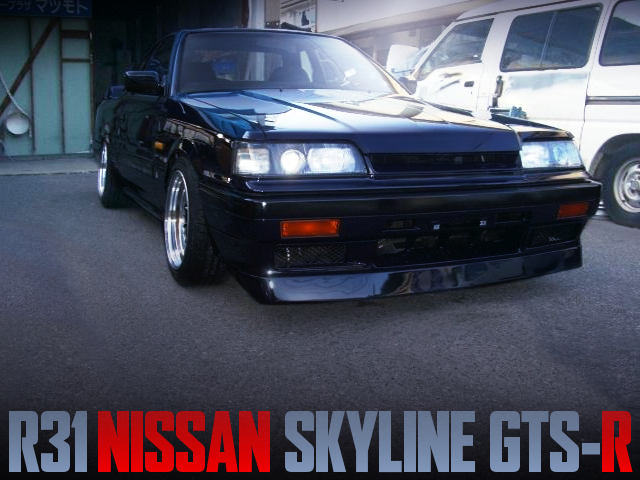 LIMITED OF 800 TO A R31 SKYLINE GTS-R