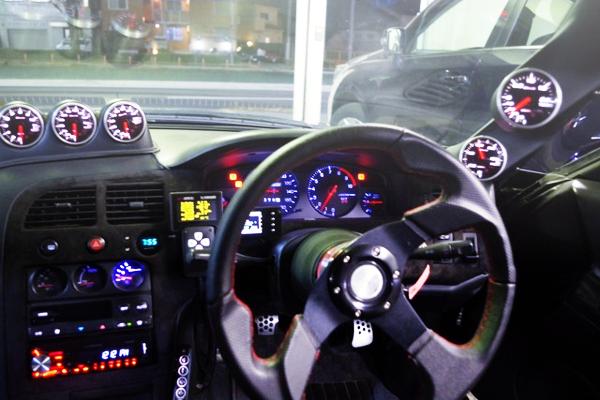 R33 GT-R CLUSTER