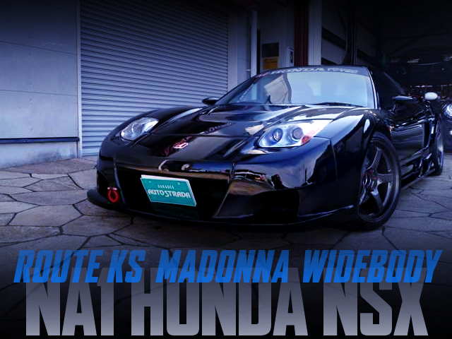ROUTE KS MANONNA WIDEBODY OF NA1 NSX