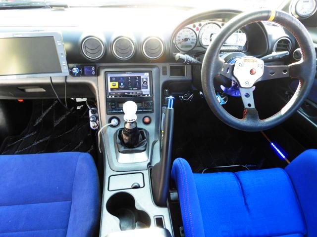 S15 SILVIA SPEC-R DASHBOARD