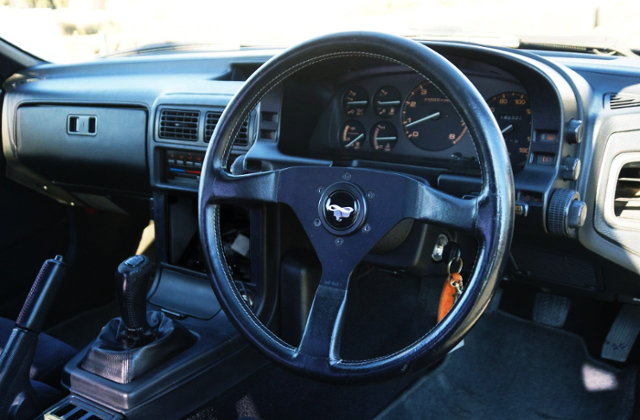DASHBOARD OF FC3S RX7 Enfini 3