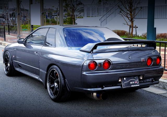 REAR EXTERIOR R32 GT-R