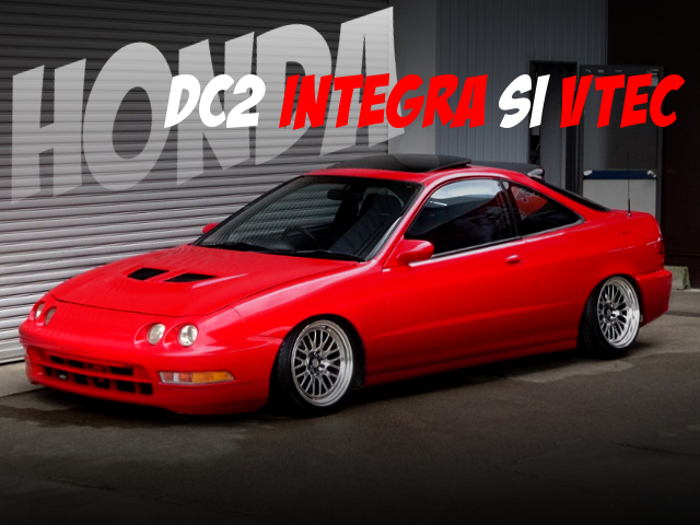 STANCE AND USDM MODIFIED TO DC2 INTEGRA Si VTEC
