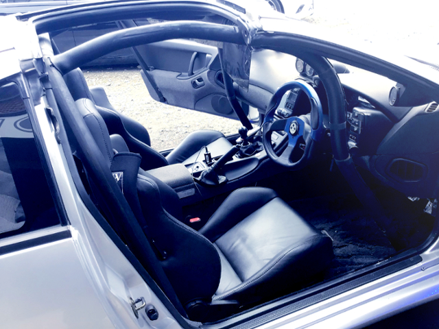 INTERIOR ROLL BAR