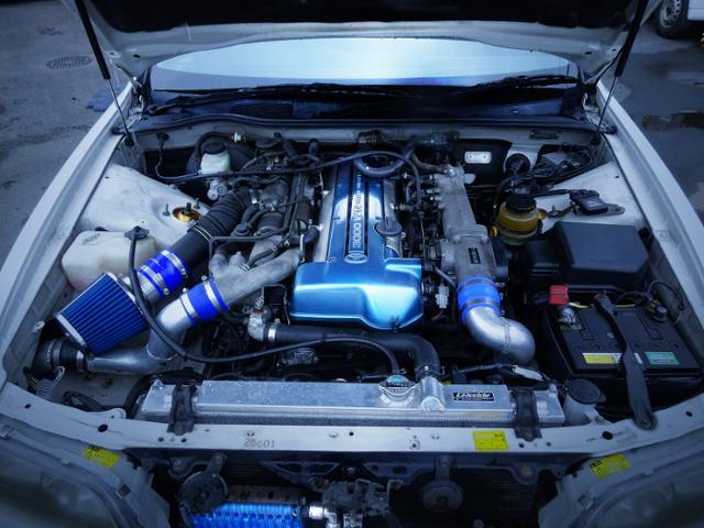 2JZ-GTE TWINTURBO ENGINE VVTi MODEL