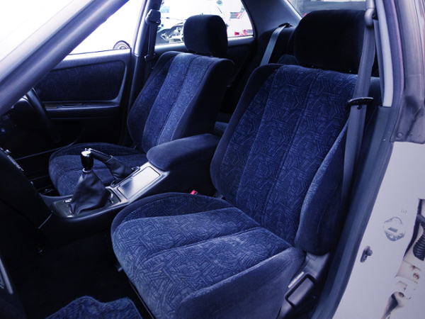 SEATS OF JZX100 CHASER TOURER-S