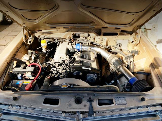 NA RB25DE 2500cc ENGINE