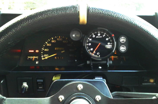 AE86 SPEED CLUSTER