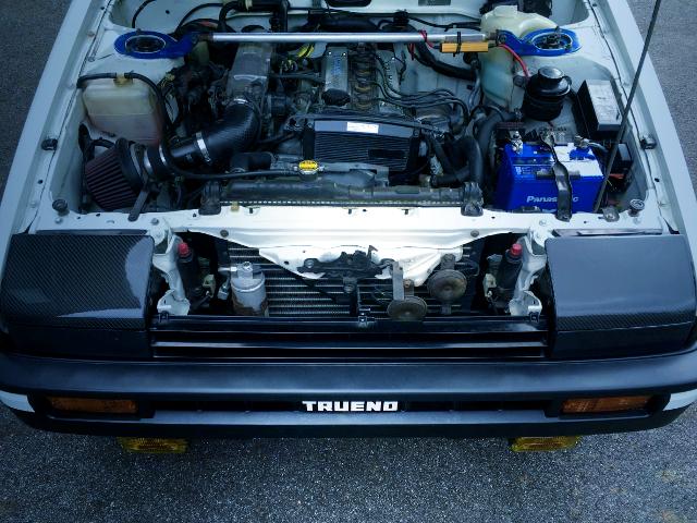 16V 4AG ENGINE