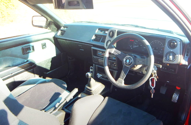AE86 HATCH INTERIOR