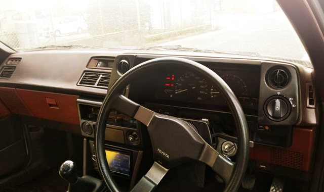 AE86 DRIVER'S SPEED CLUSTER