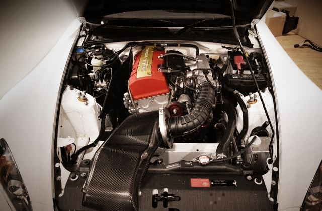 F22C VTEC ENGINE OF AP2 S2000 MOTOR