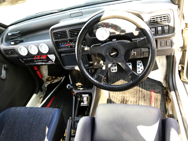 INTERIOR CUSTOM DASHBOARD