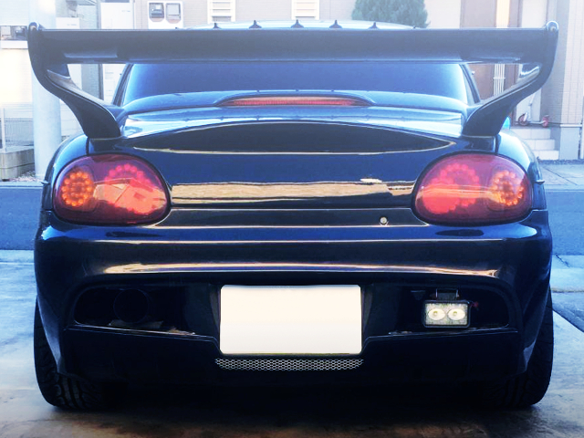 REAr TAILLIGHT OF EA11R CAPPUCCINO