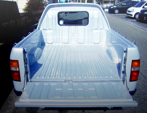 REAR TRUCK BED