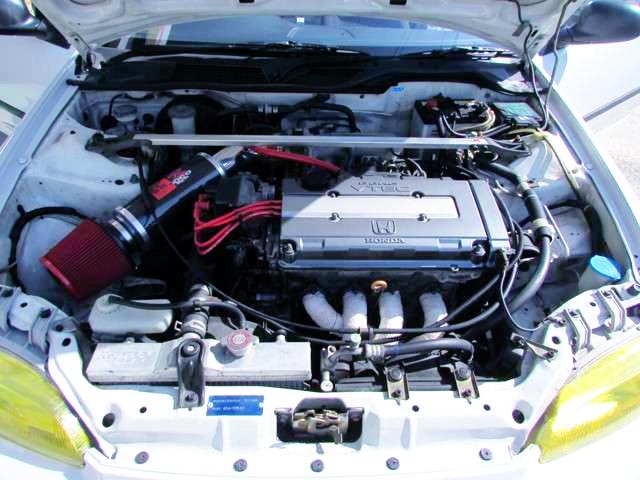 B16A VTEC ENGINE