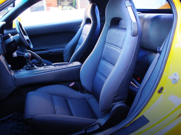 FD3S RX-7 TYPE RS-R SEATS