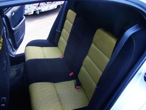 CUSTOM SEAT TO RECARO STYLE OF JZS161 ARISTO V300 VERTEX ED