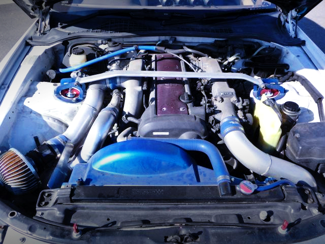 VVTi 1JZ-GTE TURBO ENGINE OF JZZ30 SOARER MOTOR