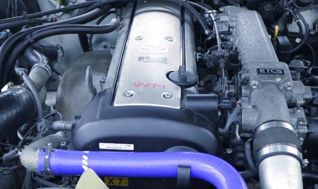 VVTi 1JZ-GTE MOTOR