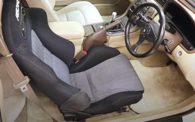 BUCKET SEAT SETUP TO JZZ30 SOARER 25GTT
