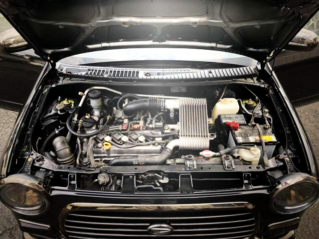 K3-VET 1300cc TURBO ENGINE