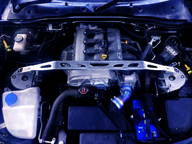 P5-VP ENGINE 1500cc