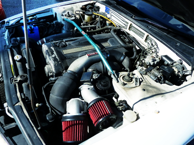 TOMMY KAIRA RB26DETT ENGINE