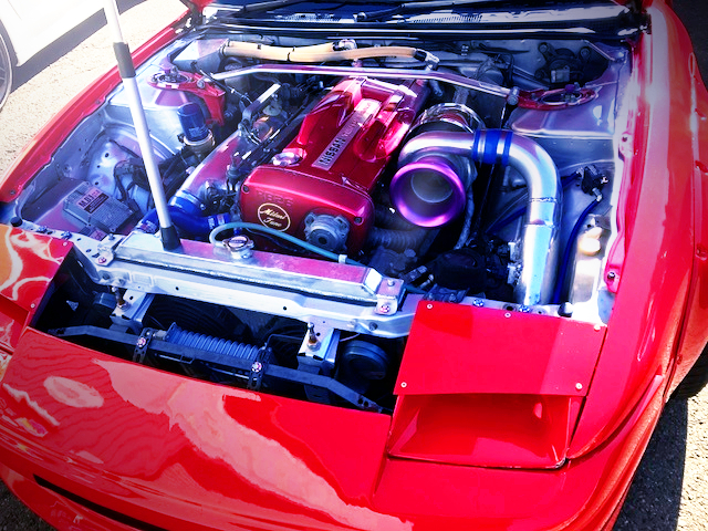 TO4R TURBOCHARGED RB26