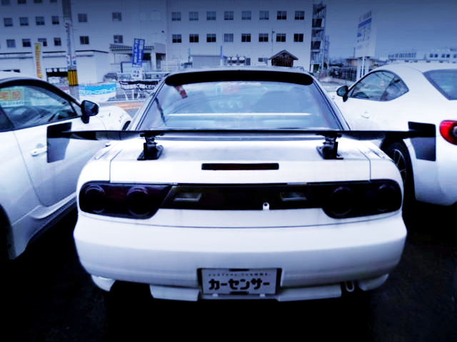 REAR TAIL LIGHT OF 180SX