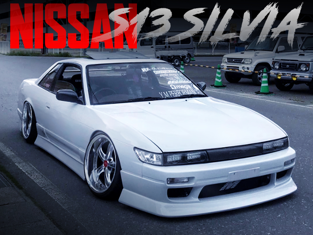 SR20DET WITH T517Z TURBO AND 6MT OF S13 SILVIA
