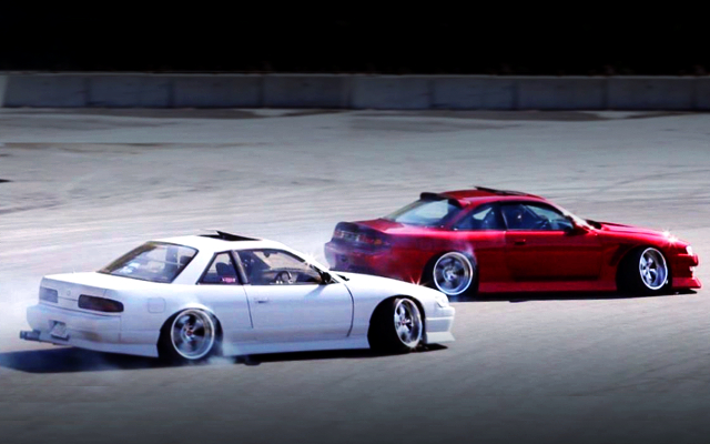 DRIFTING OF S13 AND S14 SILVIA