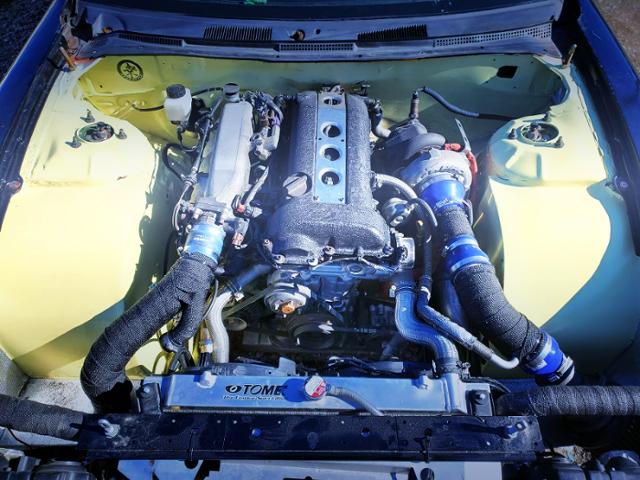 BLACK TOP SR20DET With HKS GT3037 TURBO