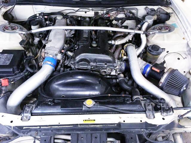 S14 BLACK-TOP SR20DET TURBO ENGINE