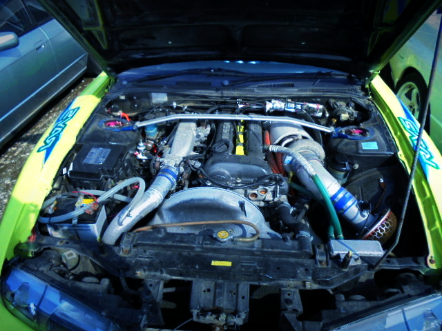 T67-25G TURBOCHARGED SR20DET