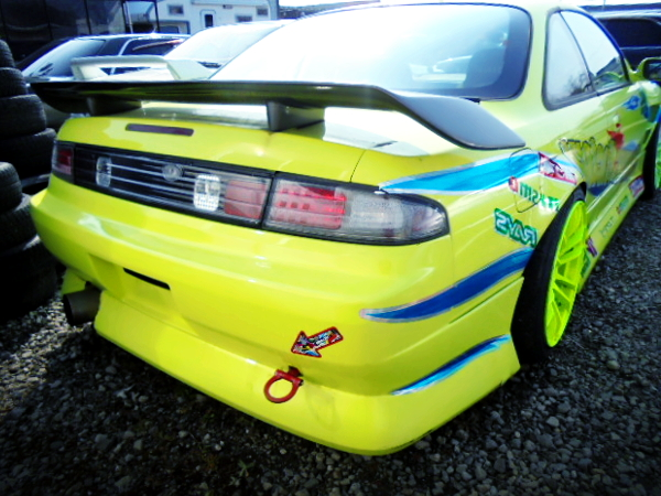 REAR TAIL LIGHT OF S14 KOUKI SILVIA