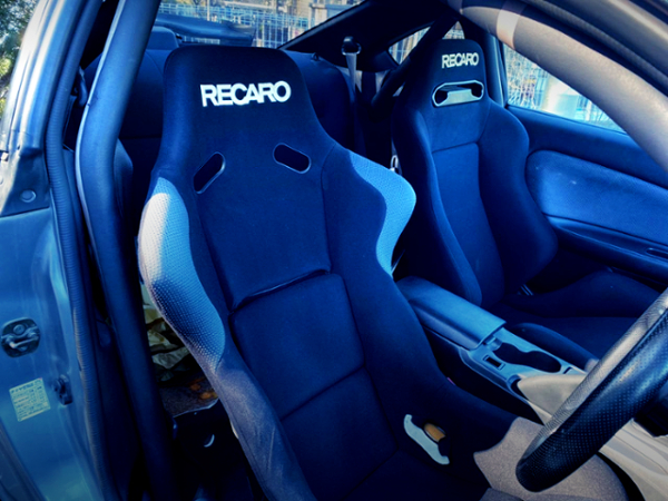 RECARO SEATS INSTALLED S15 SILVIA SPEC-R V-PKG