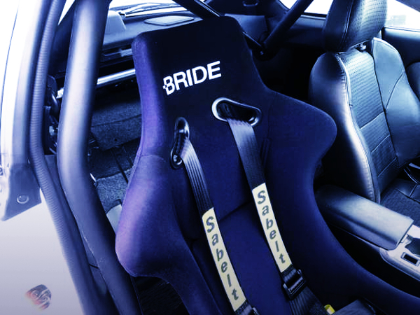 DRIVER'S BRIDE FULL BUCKET SEAT