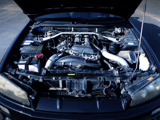 SR20DET With TOMEI M7960 TURBO