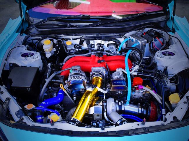 FA20 2100cc With HKS GT3 TURBO KIT