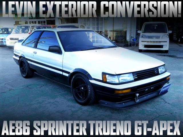 TRUENO TO LEVIN CONVERSION