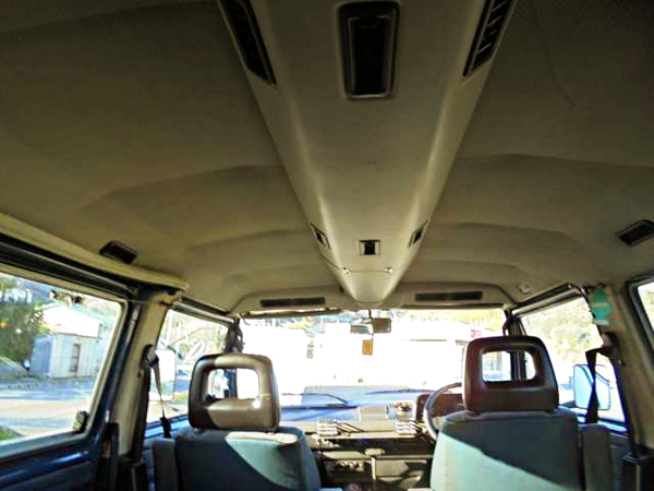 INTERIOR ROOF OF VW T3 CARAVELLE GL