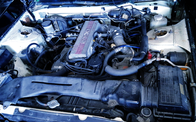 VG20 V6 2000cc ENGINE