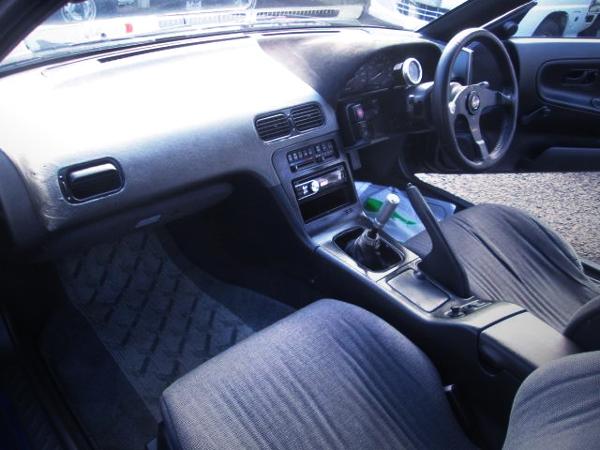 180SX INTERIOR DASHBOARD