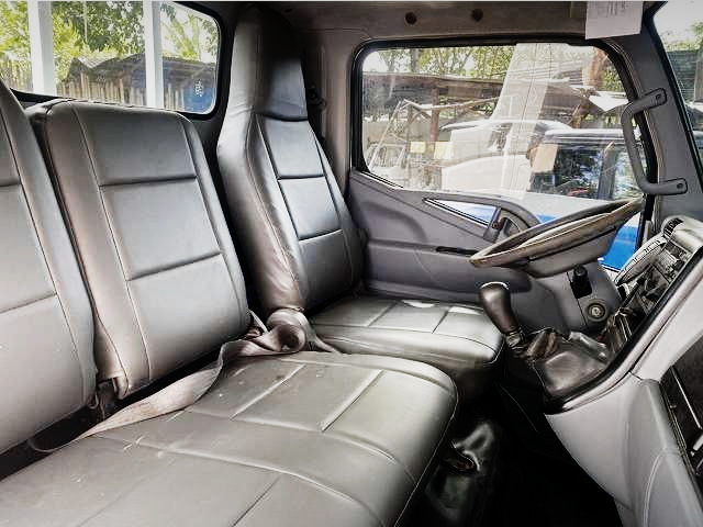 INTERIOR OF 7th Gen CANTER