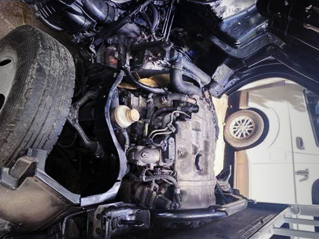 4900cc DIESEL TURBO ENGINE