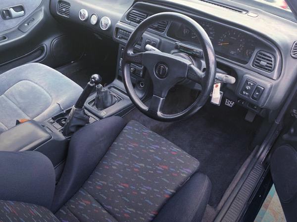 A31 CEFIRO DASHBOARD