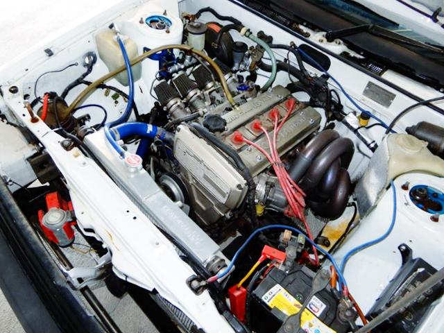 ITB's ON 16V 4AG ENGINE